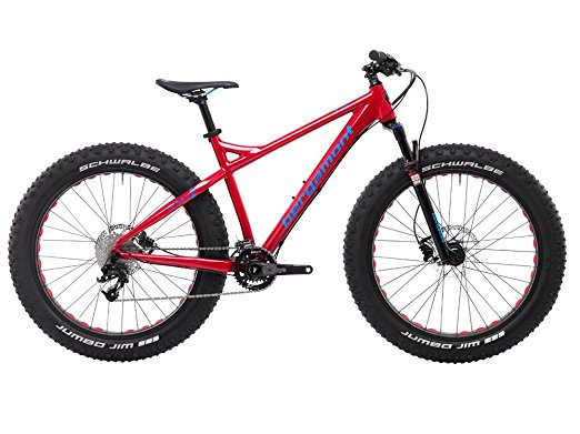FAT BIKE Bergamont deer Hunter