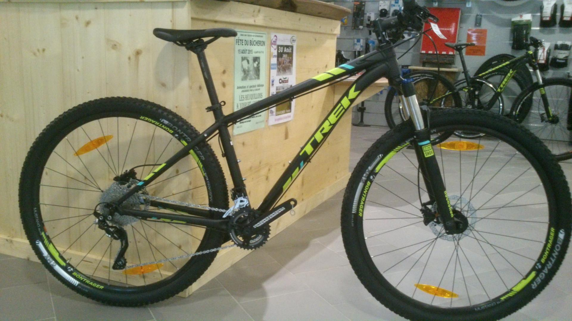 TREK X-Caliber 9 2016 disponible au magasin 999€
